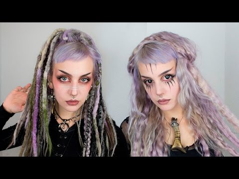 Hair Transformation - VPFashion Hair Extensions | Manic Moth