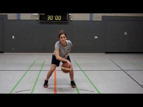 2 Minute daily Handle Workout - Basketball - Get handles like Steph Curry