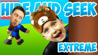 💢 Find us in ROBLOX Hide and Seek Hide and Seek Hide and Seek Game for Children Tin Top