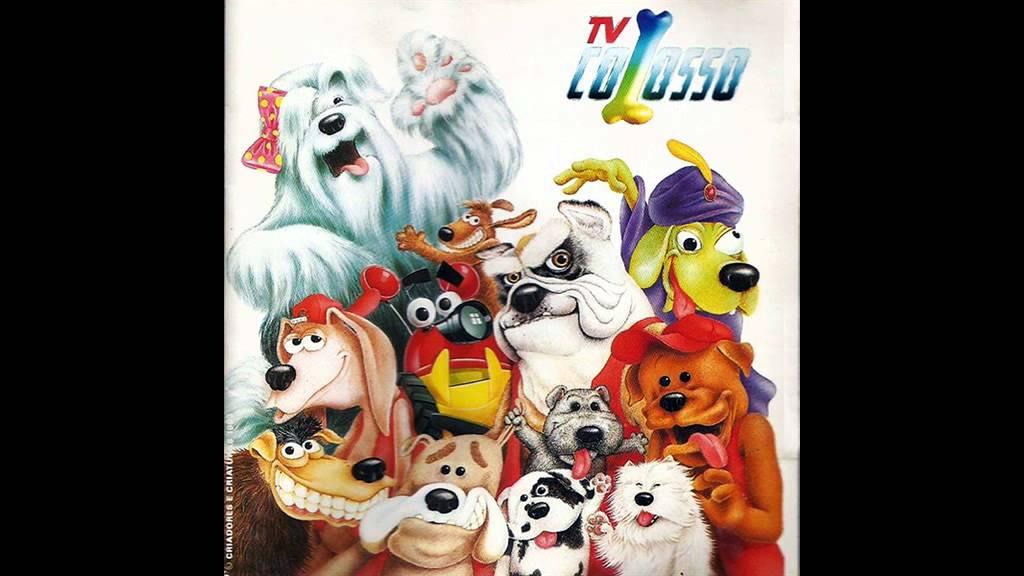 cd da tv colosso - gratis