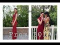 I wore a Chinese dress to my American Prom || Prom 2019 Vlog