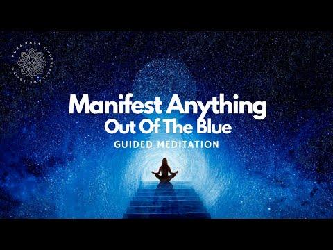 The Blue Room | Guided Manifestation Meditation