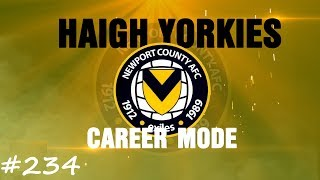 Fifa 14 - Career Mode Newport County - Part 234 - One Last One