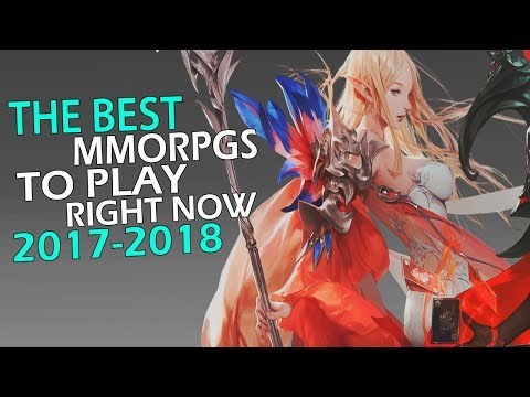 The Top Best Only MMORPGs To Play In 2017-2018!