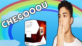 Unboxing - AMD FX-6300 - CHEGOOUUU