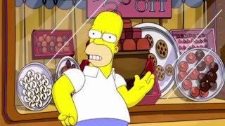 Les Simpsons: Le Jeu - CHOCOLAAAAT !!! (PSP HD)