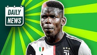 Pogba will zu Juve! City kassiert CL-Sperre! Klinsmann wollte Podolski!