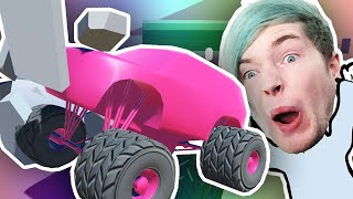 CRASHING MY NEW MONSTER TRUCK!! | Project Wheels