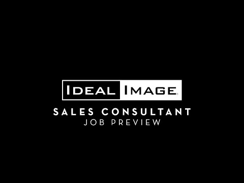 Sales Consultant - Job Preview - Ideal Image