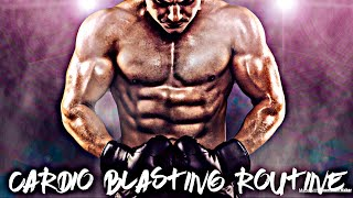Jump Rope and Footwork Routine - Great Cardio Workout
