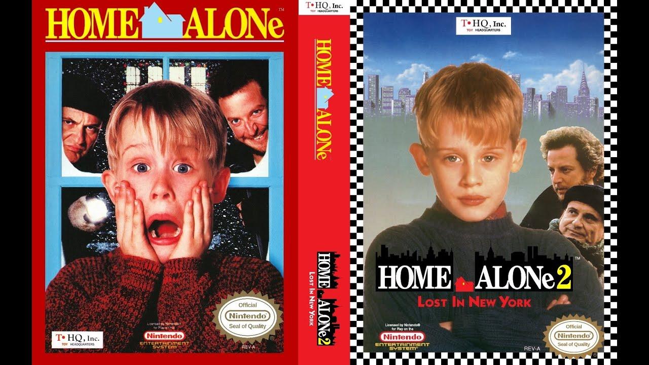 Download Home Alone & Home Alone 2 (NES)