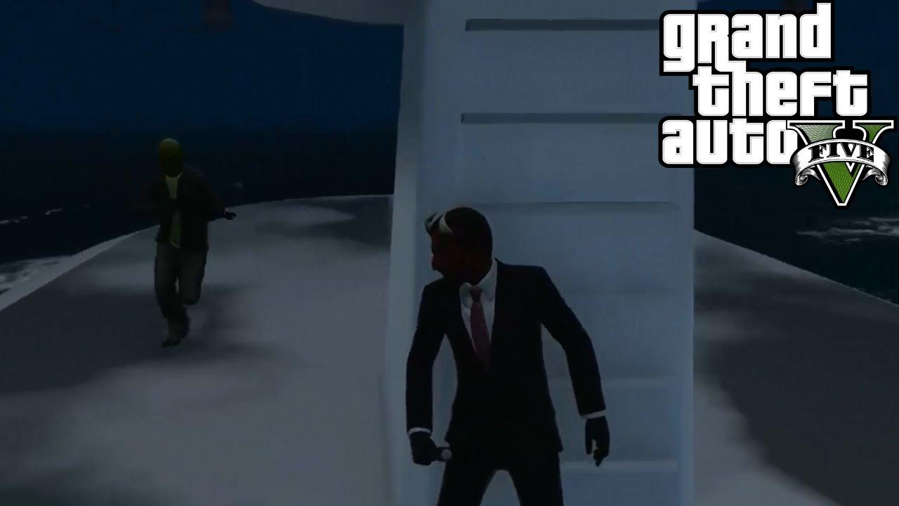 GELİYOO!! - GTA 5 Online Komik Anlar #43