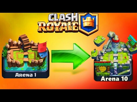 Clash Royale Arena Atlama Hilesi