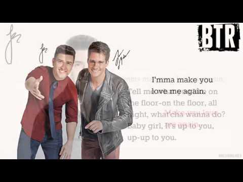 Big Time Rush-Love Me Again (Demo) [Lyrics]