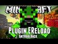Plugin EReload - AntRoolBack Minecraft