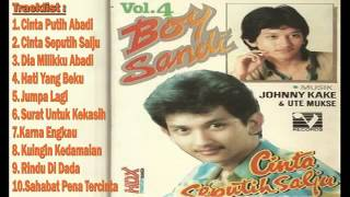 Boy Sandi - Cinta Seputih Salju (1986) - Lagu Pop Indonesia NostalgiaTh 80-90an
