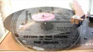 Crying In The Chapel - The Orioles (Jubilee)