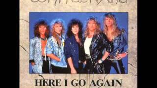 WHITESNAKE Here I Go Again Best Version