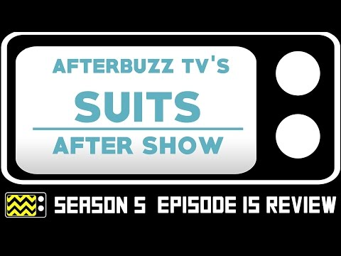 Suits Season 5 Episode 15  & After  AfterBuzz TV