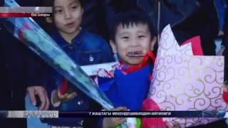 Кыргызстандык  7 жаштагы Брюс Ли  «Лучше всех» теледолбооруна катышты