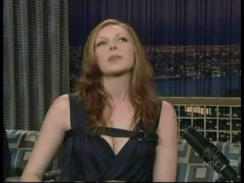 Conan O'Brien 'Laura Prepon 10/28/03