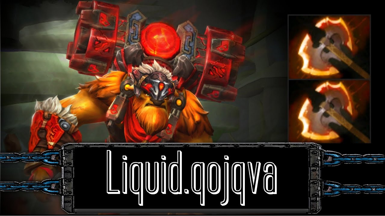 liquid qojqva earthshaker dota 2 full game pub youtube