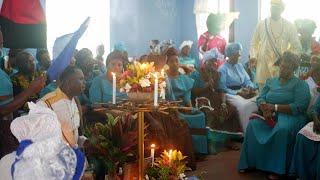 St  Bethel's Spiritual Baptist Church 24th Anniversary Service  - Part One -St. Vincent & Grenadines