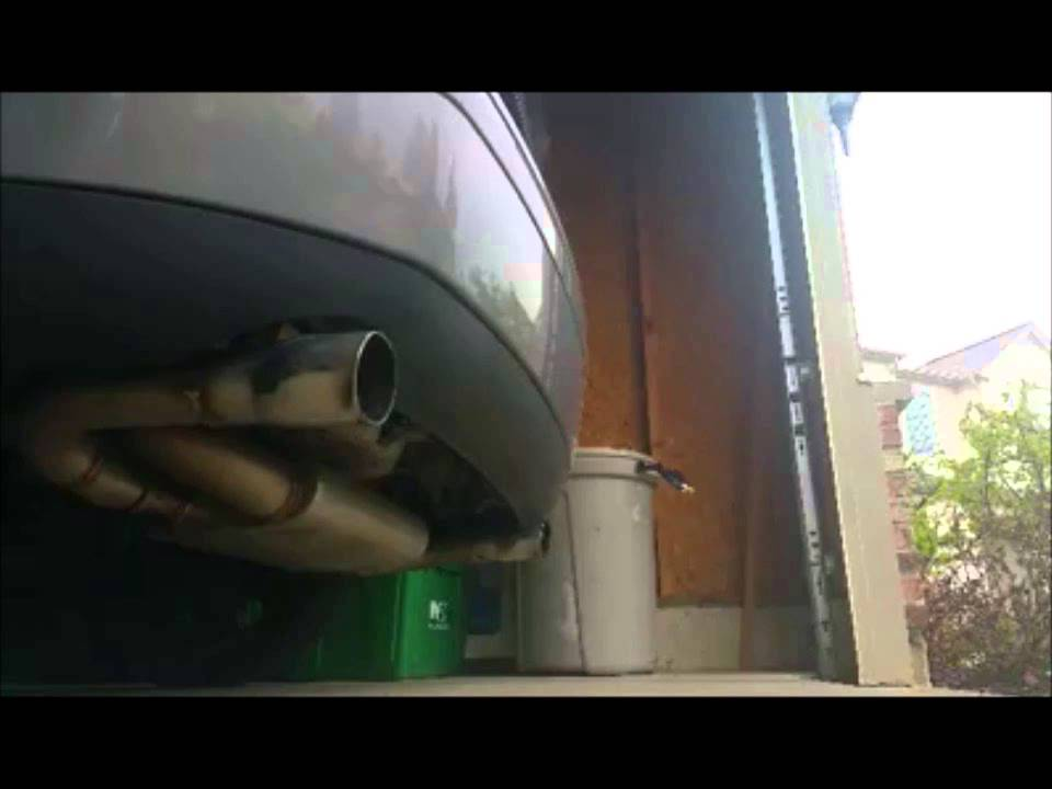 2005 Volvo s40 T5 w/ATP 3` catless downpipe, Elevate Exhaust