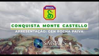 Orgulho para os Brasileiros - 76 anos da Conquista de Monte Castelo. Vídeo 32.