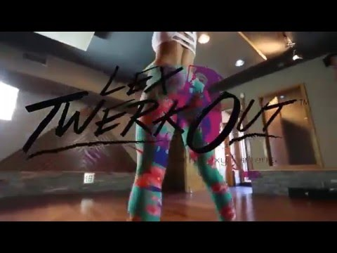 Major Lazer & DJ Snake - Lean On feat. MØ (Popeska Remix) (Twerk Freestyle) | LexTwerkOut
