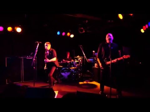 The Stranglers: I Feel Like A Wog @Corner Hotel 20th April 2016
