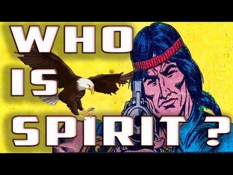 History And Origin Of GI Joe's SPIRIT!