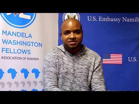 Smile Gawiseb, 22, Khorixas - Drexel University; Civic Leadership