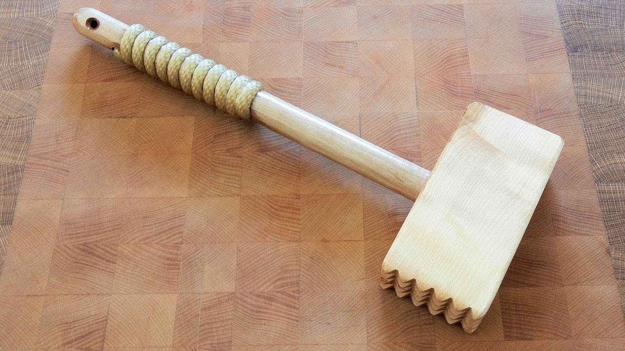 How To Make A Meat Mallet