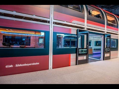Ideenzug der Deutschen Bahn: Nahverkehr der Zukunft?
