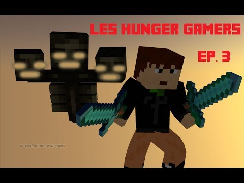 Les Hunger Gamers   Ep. 3 - Big Fight