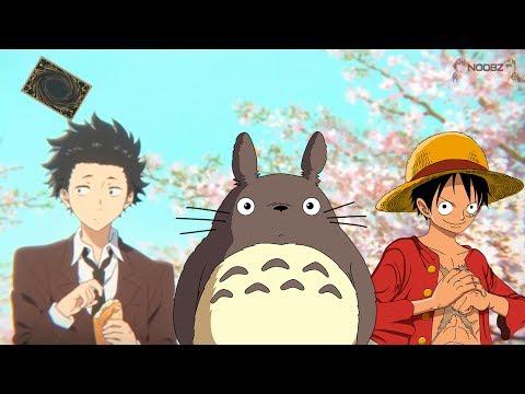 Top Anime Filme