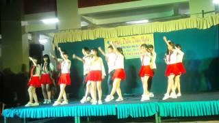 Trường xưa yêu dấu- Hồng Anh Trường THCS Hòa Hưng