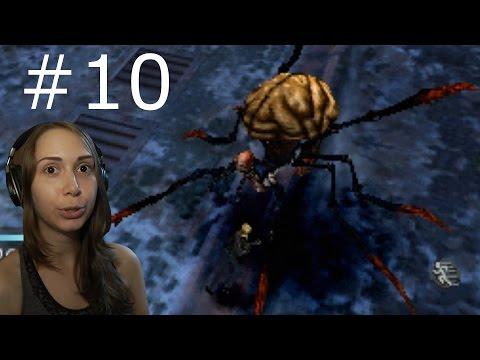 [ Parasite Eve ] Spider boss (hospital) - Part 10