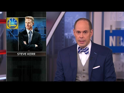 Inside the NBA: Coach Kerr's Status   NBA on TNT