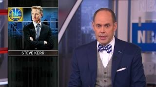 Inside the NBA: Coach Kerr