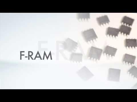 Introducing Cypress Semiconductor Nonvolatile RAMs