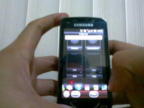 Samsung Omnia Pro B7610 Sense 2.5 Test II