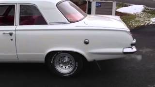 Plymouth Valiant V8, 273 engine