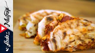 Efsane Salçalı Tost - Arda'nın Mutfağı