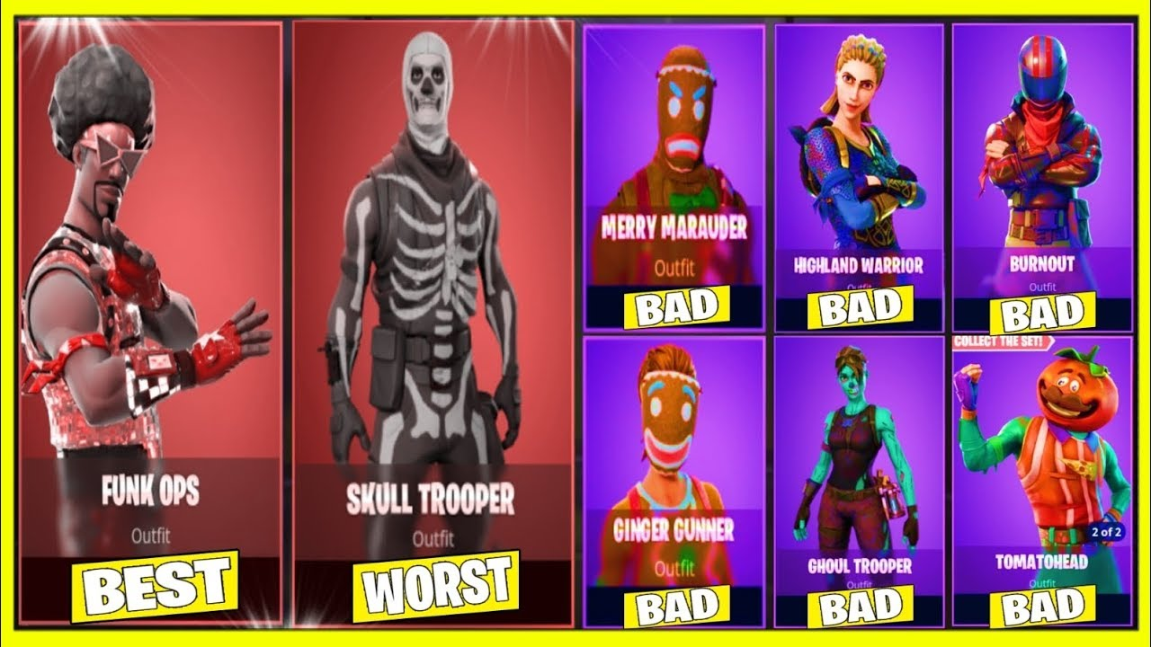Best Epic Skins In Fortnite You Must Buy These Skins