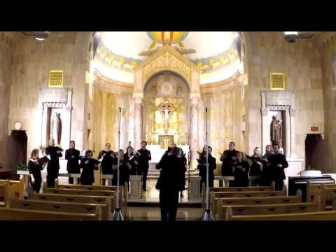 "Missouri Choral Artists - ""O Domine Jesu Christe"" by T.L. de Victoria"