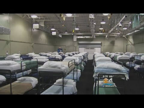 Future Unknown For Refugee Teens At Temporary South Florida Shelter