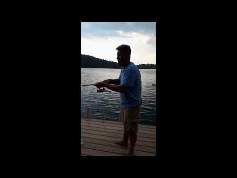 Zebco Rhino Spinning Combo, Medium, 6.6-ft - Zach's Testimonial
