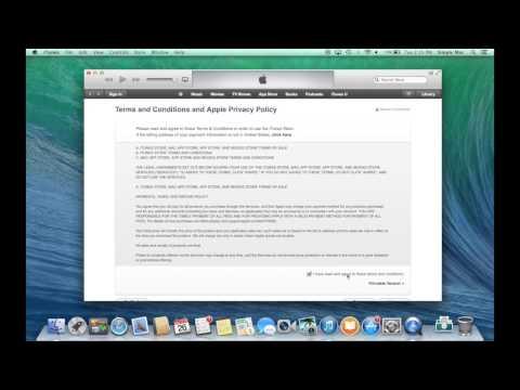 How to setup an Apple ID